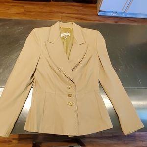 Buttery soft Escada leather jacket